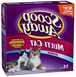 14LB Multi Cat Litter