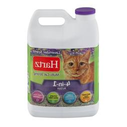 Hartz Multi-Cat Strong Lavender Scent Clumping Cat Litter, 2