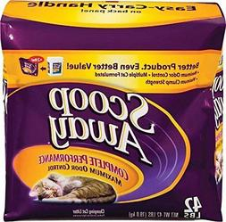 Scoop Away Complete Performance, Scented Cat Litter, 42 Poun
