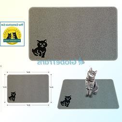 Nature's Cat Litter Mat BPA Free Extra Large Rectangular Lit
