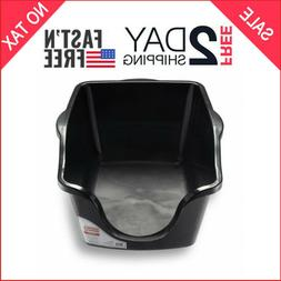 Nature's Miracle High-Sided Litter Box 23 x 18.5 x 11 inches
