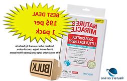 Nature's Miracle Jumbo Odor Control Litter Box Liners Bulk 1