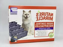 nature s miracle self cleaning litter box