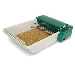 NO MESS Litter Box No Clean Automatic Kittie Box Reusable Li