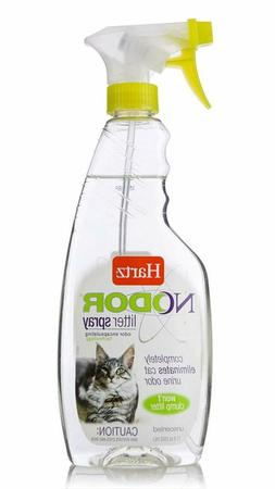 Hartz Nodor Cat Litter Spray, Unscented, Won't Clump Litter,