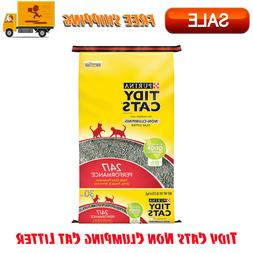 Tidy Cats Non Clumping Cat Litter, 24/7 Performance Multi Ca