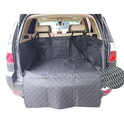 Sunshines Union Nonslip Waterproof Dog Car Cargo Cover Dog C