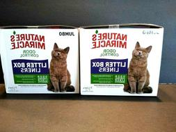 Nature's Miracle, Odor Control Litter Box Liner size: 27 Cou