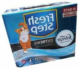 Fresh Step with Febreze Premium Scoopable Clumping Cat Litte