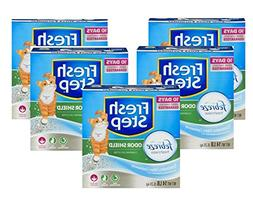 Fresh Step Odor Shield with Febreze Freshness, Clumping Cat