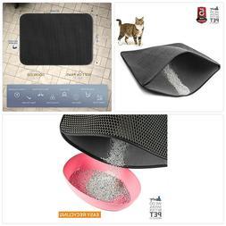 WePet Original Cat Litter mat Large Kitty Litter Box Trappin