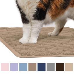Original Premium Durable Cat Litter Mat No Phthalate Water R