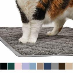 Gorilla Grip Original Premium Durable Cat Litter Mat , XL Ju
