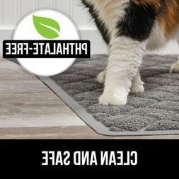 Gorilla Grip Original Premium Durable Cat Litter Mat XL Jumb