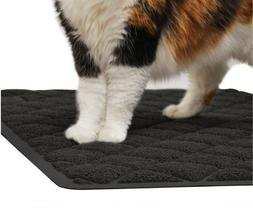 Gorilla Grip Original Premium Durable Cat Litter Mat, XL Jum