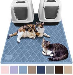 original premium durable multiple cat litter mat