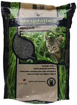 OurPets Switchgrass Natural Clumping Biodegradable Cat Litte