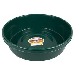 Little Giant P3GREEN Dura-Flex Plastic Utility Pan, 3-Gallon