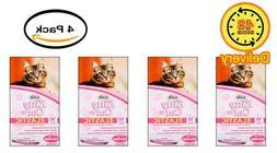 Pack Of 4 - Alfapet Kitty Cat Elastic Cat Pan Liners, 10 Cou