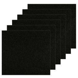 Pack of 6 Activated Carbon Charcoal Filter Replacment for Ca