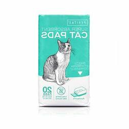 Peritas Generic Refill Cat Pads for Breeze Tidy Cat Litter S
