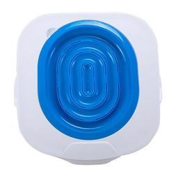 Pet Cat Toilet Seat Training System Teach Cat to Use the Toi