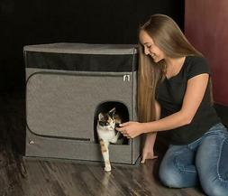Pet Gear Pro Pawty for Cats Litter Box House Cover Container