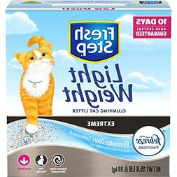 Clorox Petcare Products-Fresh Step Lightweight Extreme 15.4