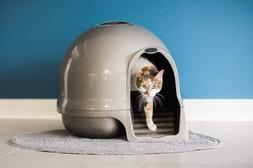 Clean Step Cat Litter Box Dome, 21 by 21 inches