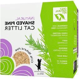 Only Natural Pet Pine Cobble Cat Litter 18 lb Box