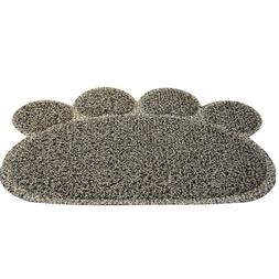 Premium Cat Litter Mat Is BPA Free for Small Kittens to Larg