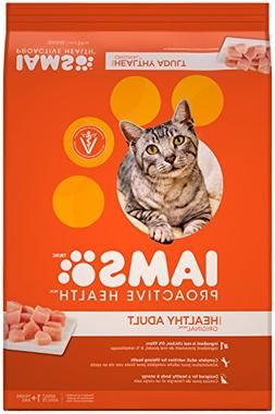 Iams Proactive Health Healthy Adult Dry Cat Food With Chicke
