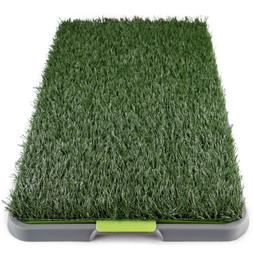 Puppy Training Pad Grass Potty Patch Mat for Dogs Indoor Out