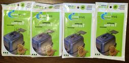 Pure-Ness Zeolite Air Filter / 4 Pack / F6 / Van Ness Litter