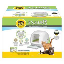 Purina® TIDY CATS® BREEZE® Hooded Litter Box System - Sti
