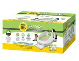 purina breeze tidy litter pads system