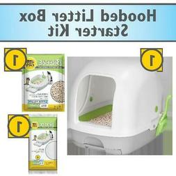 Purina Tidy Cats Hooded Litter Box System, BREEZE Hooded Sys