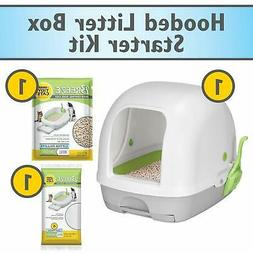 Purina Tidy Cats Hooded Litter Box System BREEZE Hooded Syst