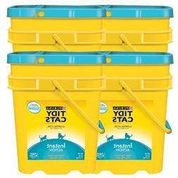 Purina Tidy Cats 35 lb. Pail, Multiple Cat Clumping Cat Litt