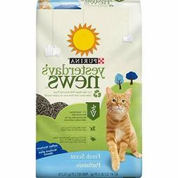 Purina Yesterday's News Fresh Scent & Clean Paper Cat Litter