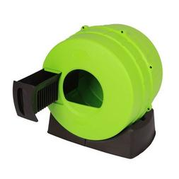 Quick Clean Cat Litter Box, Green