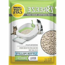 Purina Tidy Cats BREEZE Pellets Refill Cat Litter -  3.5 lb.