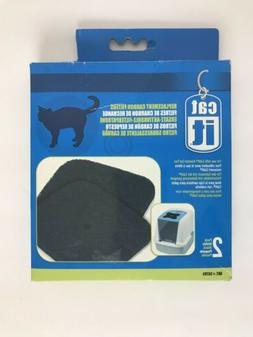 Catit Replacement Carbon Filters 2pk