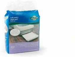 Replacement Pee Pads 15.5 in x 10 in For Deluxe Crystal Cat