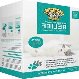 Precious Cat Respiratory Relief Clumping Clay Cat Litter siz