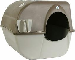 Omega Paw Roll'n Self Cleaning Automatic Cat Litter Box with
