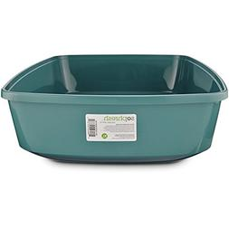 royal teal open cat litter