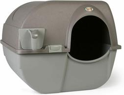 SALE OFF Omega Paw Self-Cleaning Litter Box, Large FREE SHIP