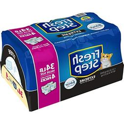 Fresh Step Extreme Scented Litter with the Power of Febreze,