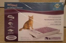 PetSafe ScoopFree Cat Litter Box Tray Refills with Lavender